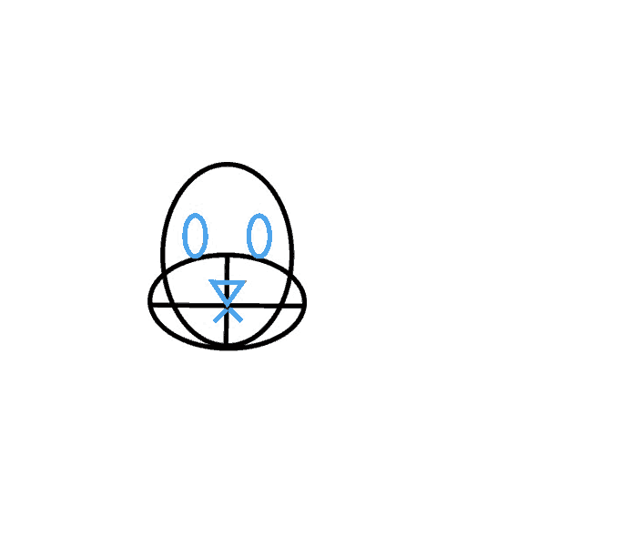 How to Draw Bunny: Step 3