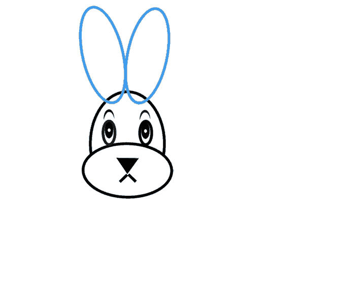 How to Draw Bunny: Step 5
