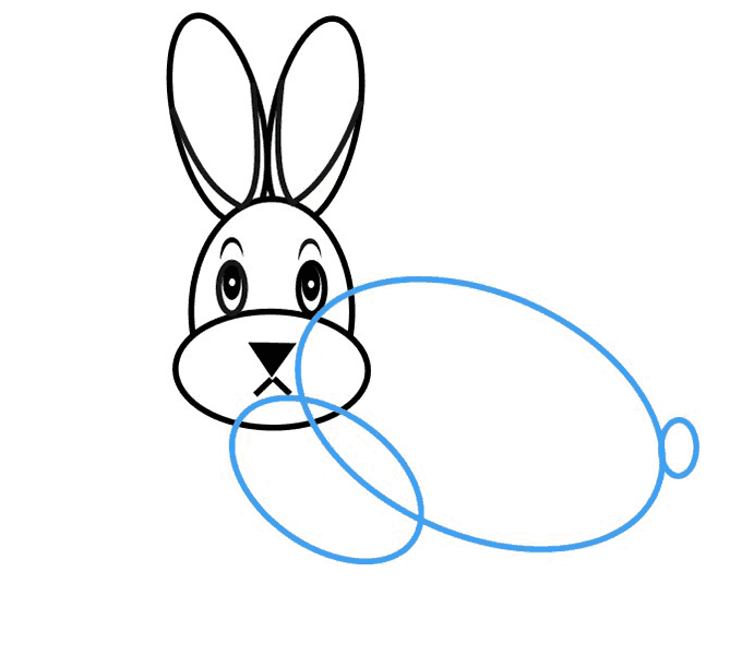 How to Draw Bunny: Step 8
