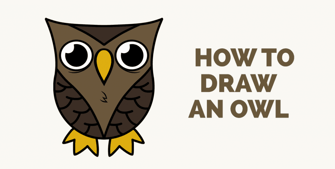 How to Draw an Owl - featured image
