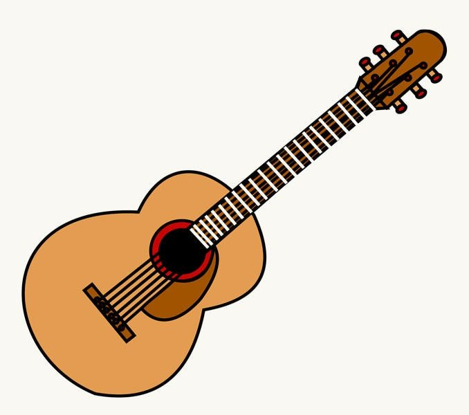 how to learn acoustic guitar