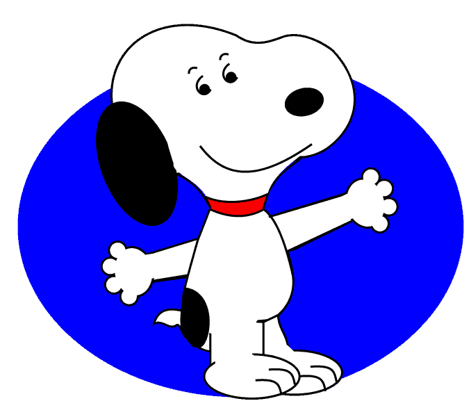 How to Draw Snoopy: Step 14