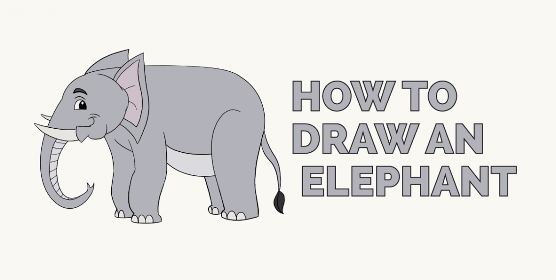 How to Draw An Elephant - featured image