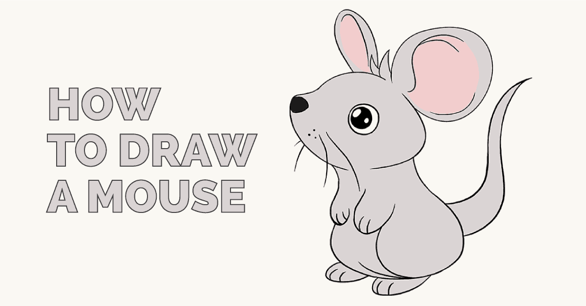 How to draw a mouse featured image