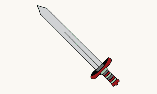 How to Draw a Sword: Header image