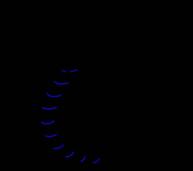 Cómo dibujar una serpiente de dibujos animados: Paso 16