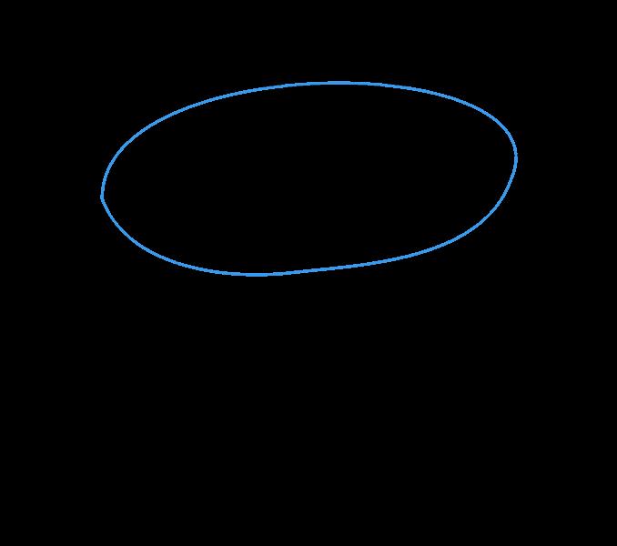 How to draw superman logo Step: 7