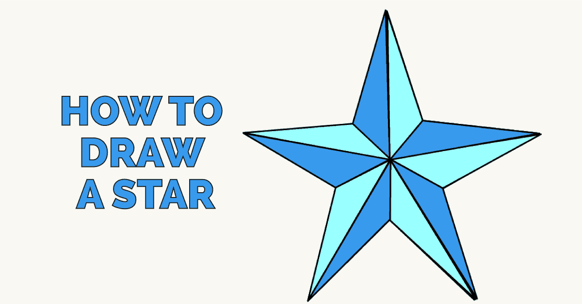 How to Draw a Star: Featured image