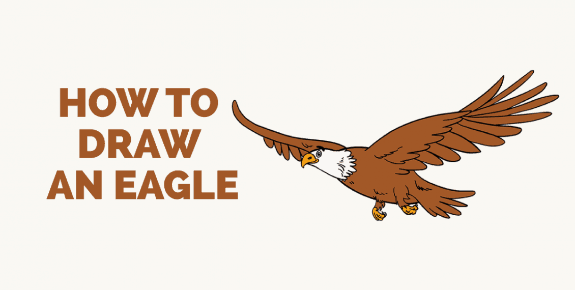 How to Draw an Eagle: Featured Image