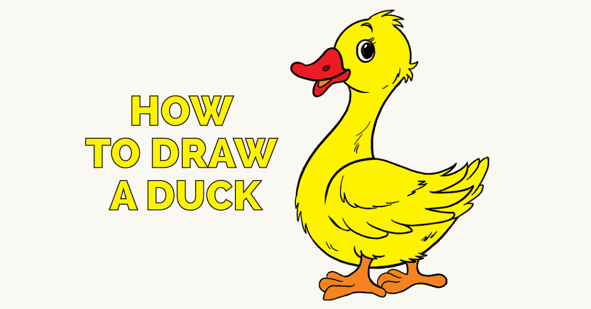 How to Draw a Duck: Featured Image