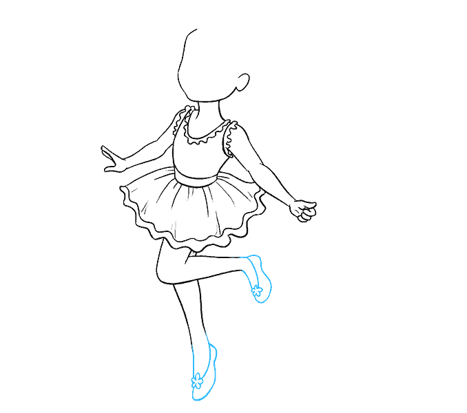 How to Draw Fairy: Step 12