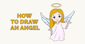 How to Draw an Angel: Featured image