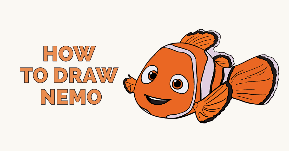 How to Draw Nemo: Featured image