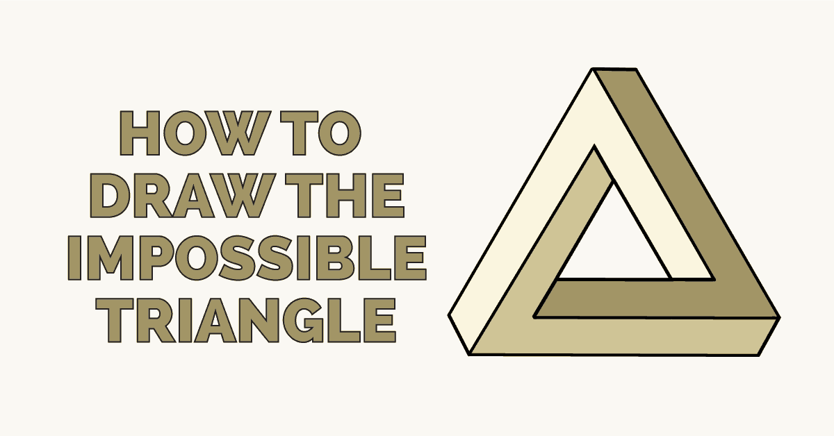 How to Draw the Impossible Triangle: Featured image