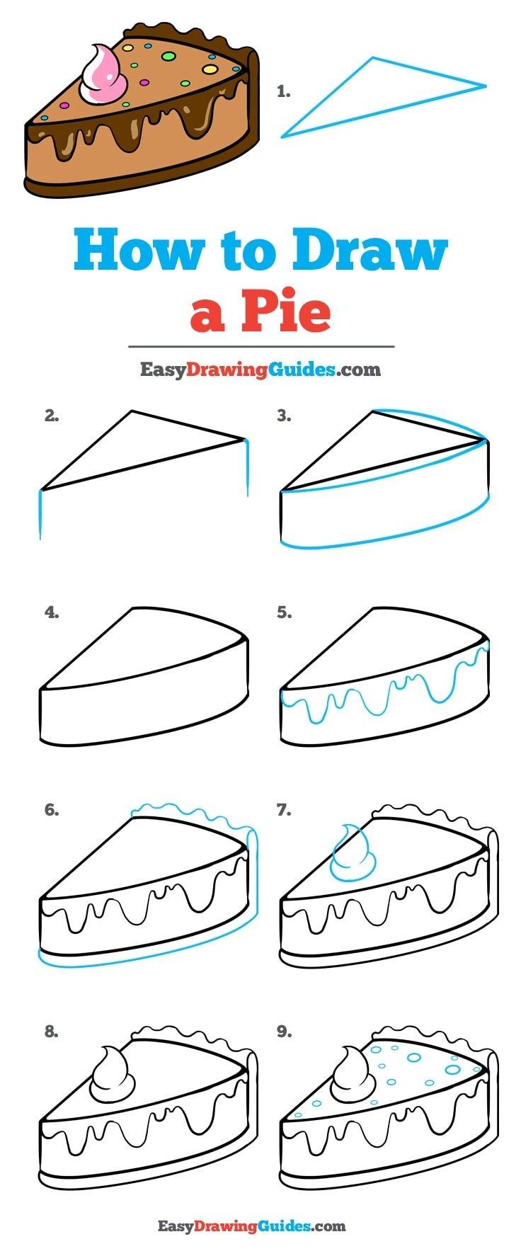 How to Draw Pie