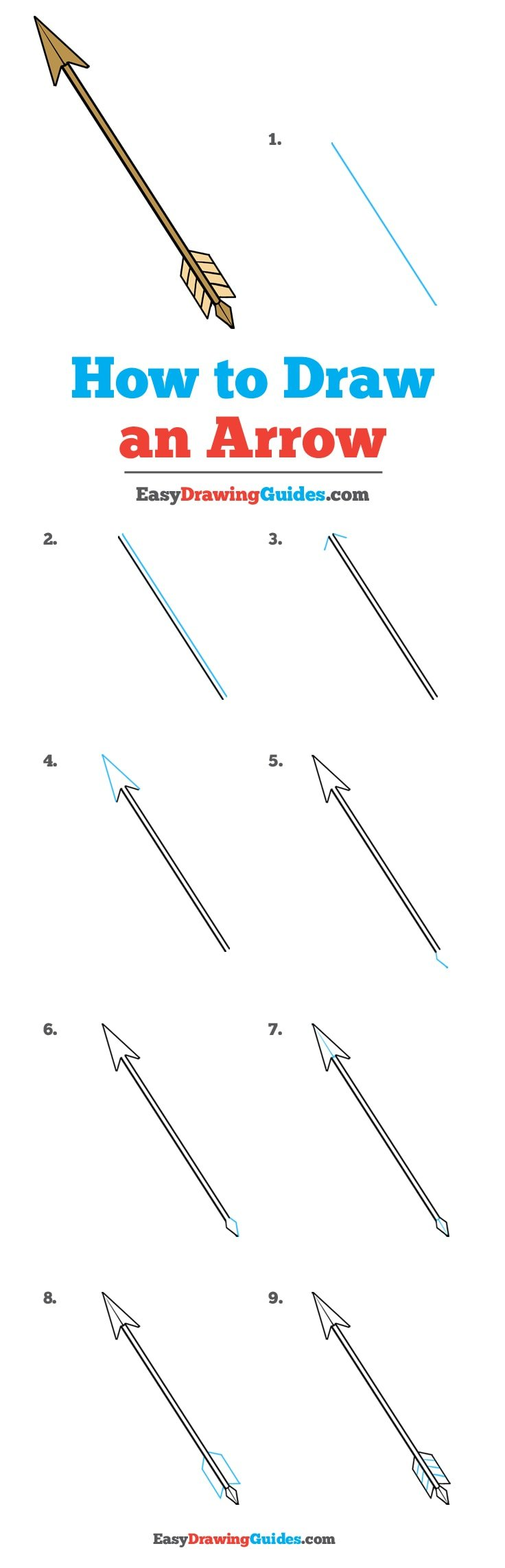 How to Draw Arrow