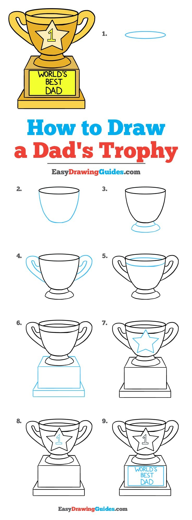 How to Draw Trophy