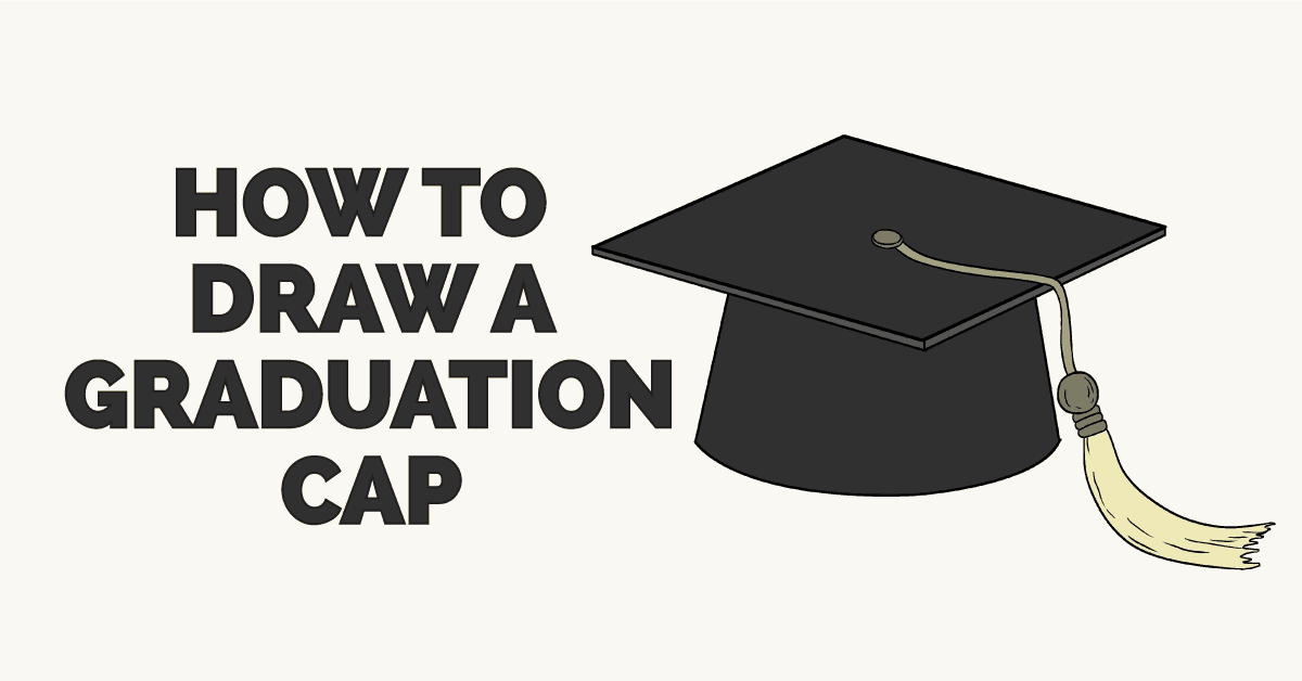 How to Draw a Graduation Cap: Featured Image