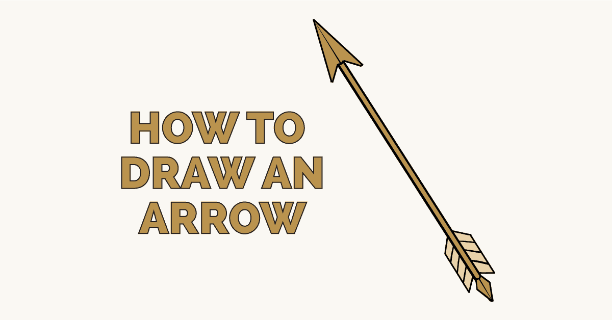 How To Draw An Arrow Really Easy Drawing Tutorial Choose from 470+ hand drawn arrows graphic resources and download in the form of png, eps, ai or psd. how to draw an arrow really easy