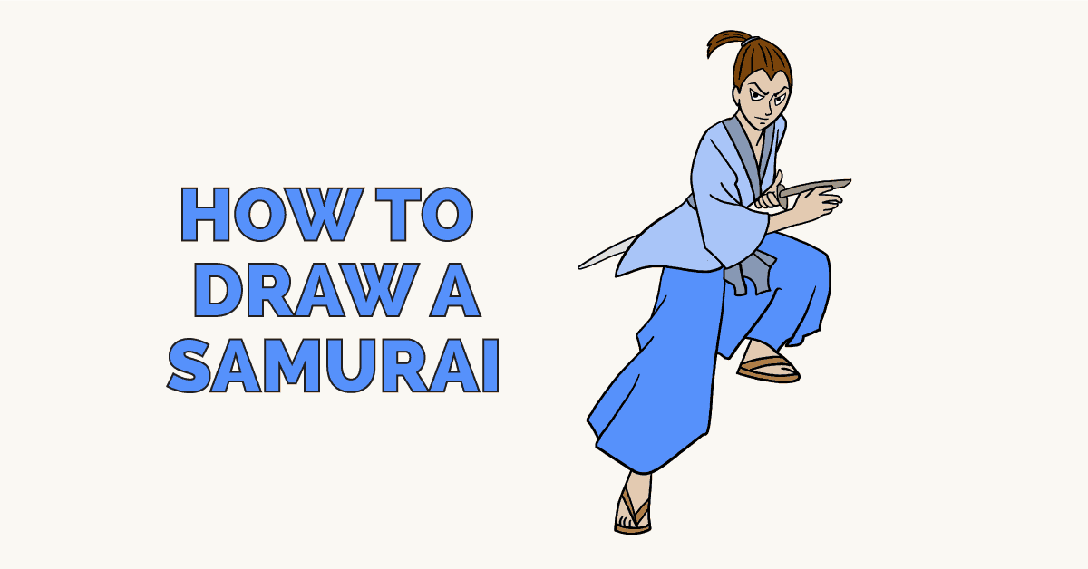 How to Draw a Samurai: Featured Image