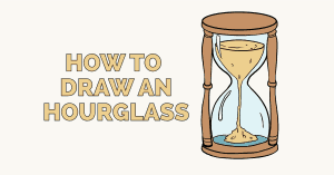 How to Draw an Hourglass: Featured image