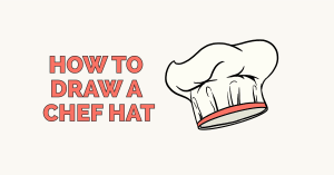 How to Draw a Chef Hat: Featured Image