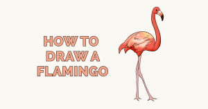 How to Draw a Flamingo: Featured Image