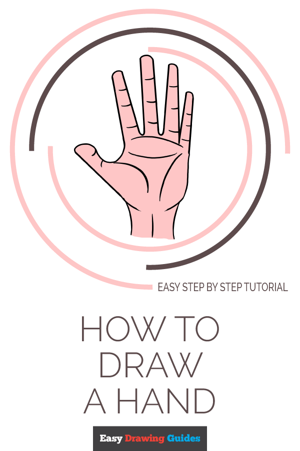 How to Draw Hand | Share to Pinterest