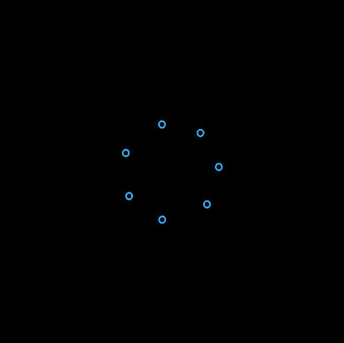 How to Draw Beginner Mandala Step 07