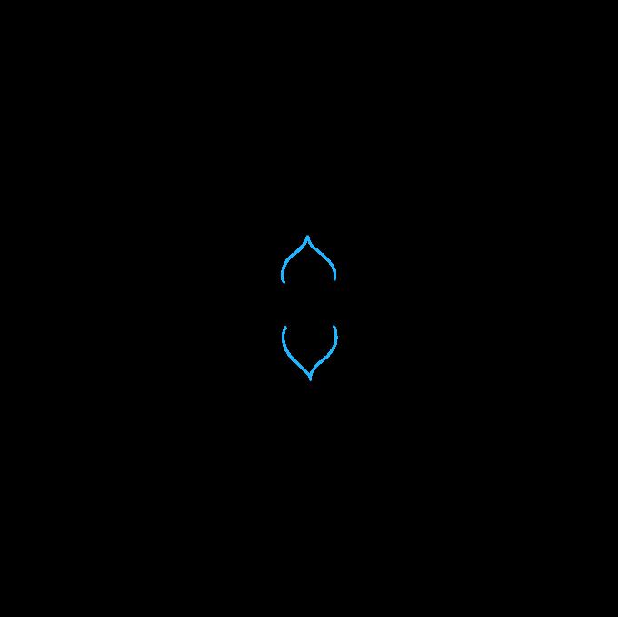 How to Draw Beginner Mandala Step 09