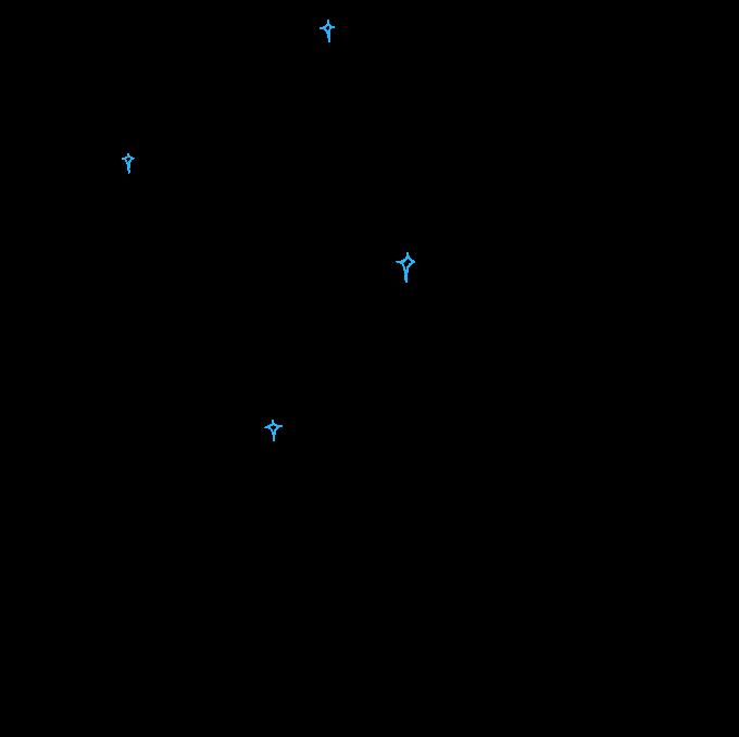 How to Draw Night Sky: Step 8