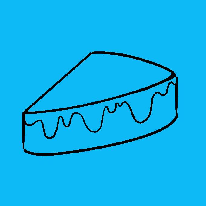 How to Draw Pie: Step 6