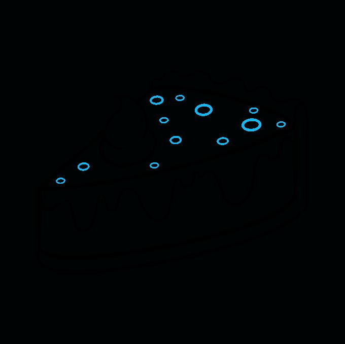 How to Draw Pie: Step 9