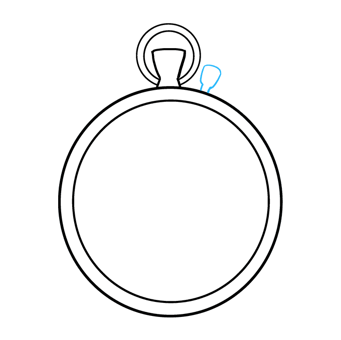 How To Draw A Pocket Watch Really Easy Drawing Tutorial Here is another drawing tutorial for this week. how to draw a pocket watch really
