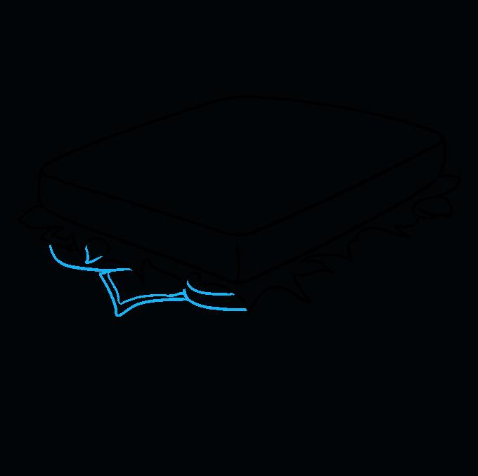 How to Draw a Sandwich Step 04