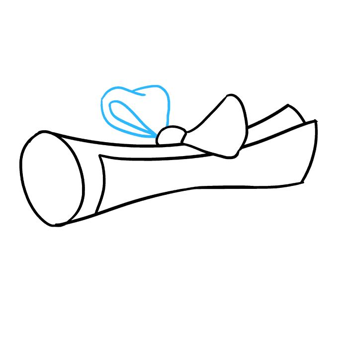How to Draw Scroll: Step 6
