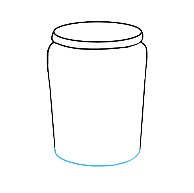 How to Draw Soda Can: Step 4