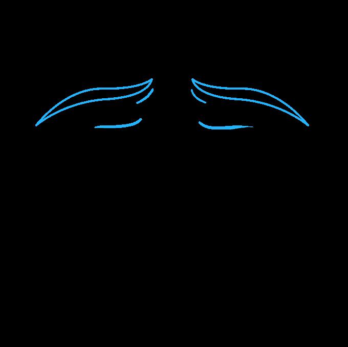 How to Draw Tears Step 05