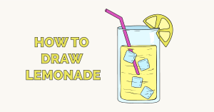 How to Draw Lemonade Featured Image