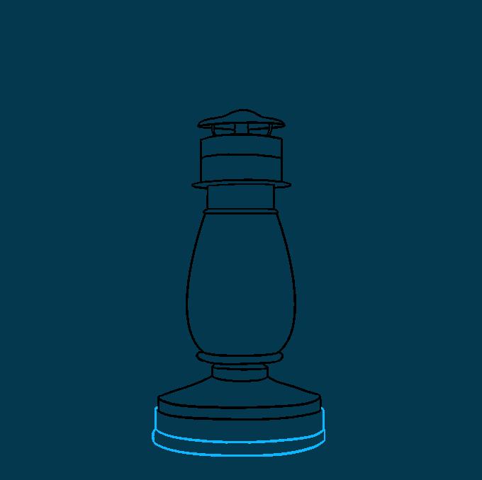 How to Draw Lantern: Step 6