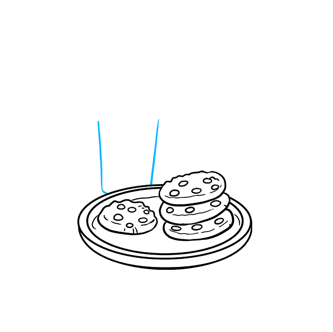 How to Draw Cookies: Step 7