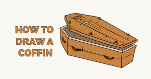 How to Draw a Coffin Featured Image