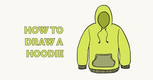 How to Draw a Hoodie Featured Image