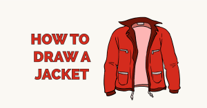 How to Draw a Jacket Featured Image
