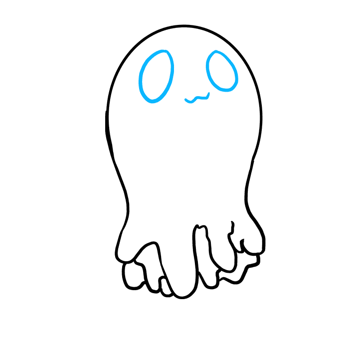 How to Draw Slime: Step 5