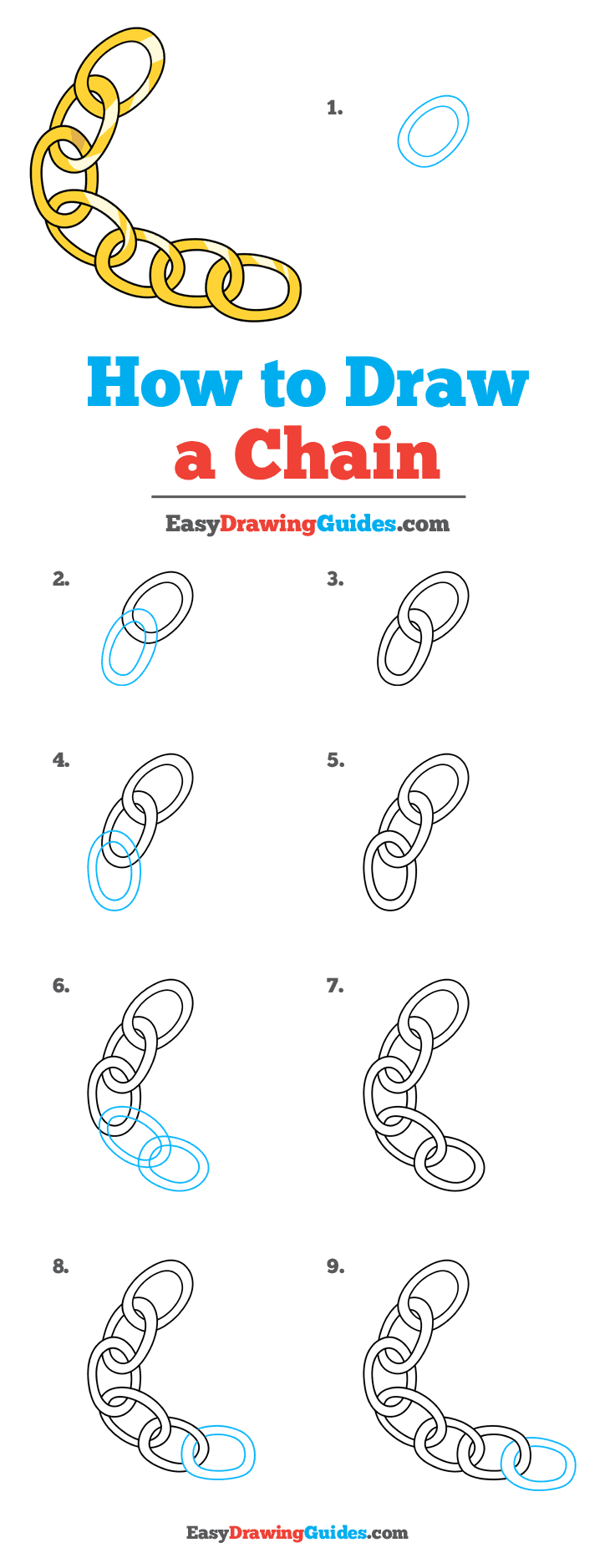 How to Draw Chain