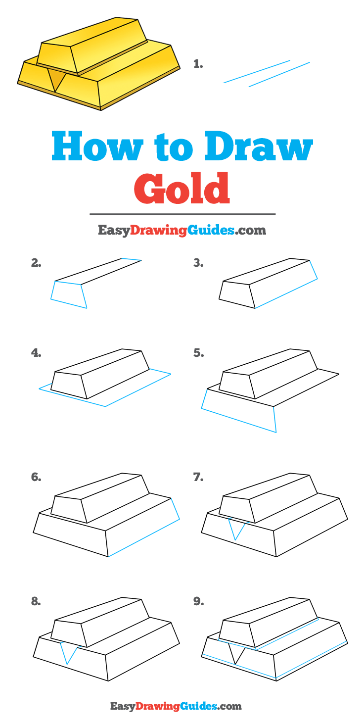 How to Draw Gold