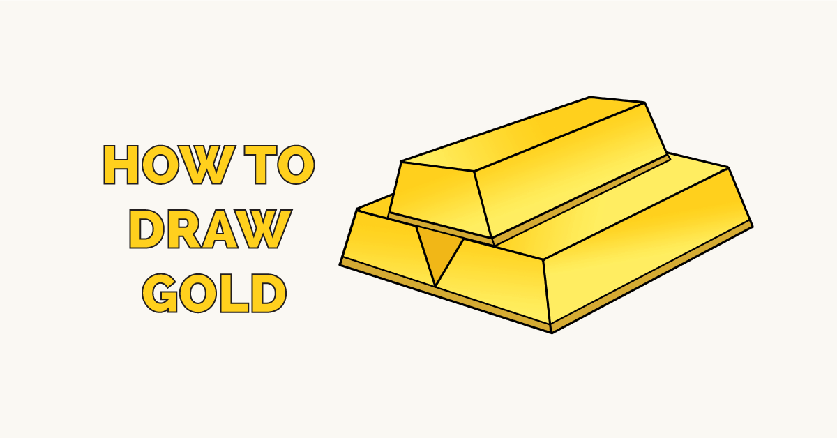 How to Draw Gold Featured Image