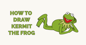 How to Draw Kermit the Frog Featured Image