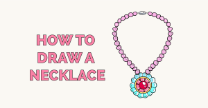 How to Draw a Necklace Featured Image